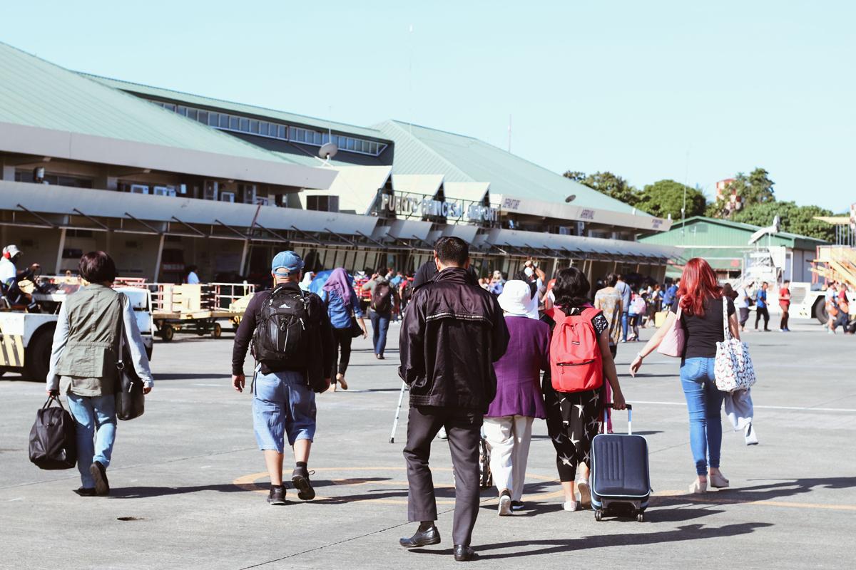 photo of Puerto Prinsesa Airport