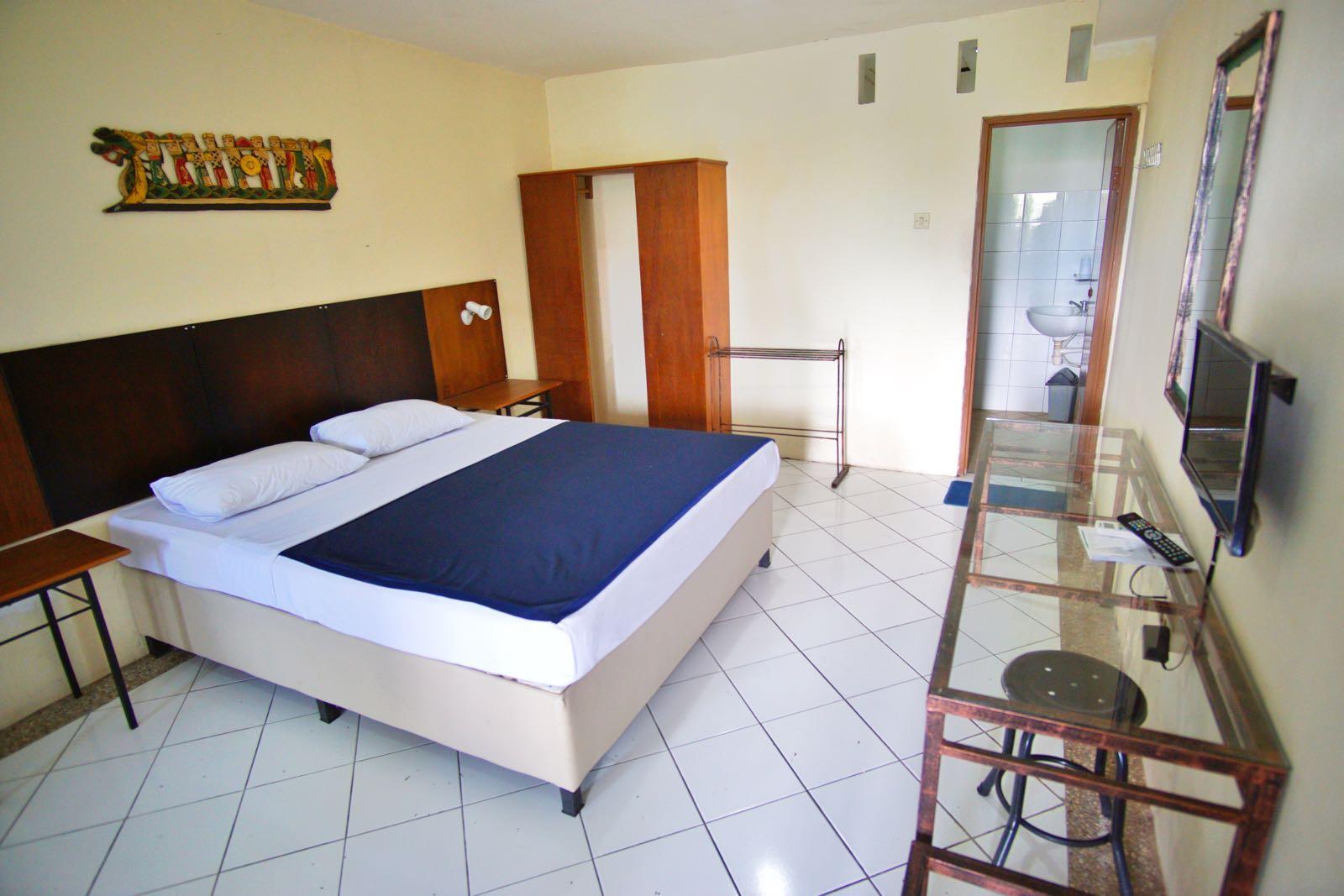 Kamar hotel agusta paling murah di kota Garut