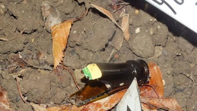Törött sörösüveggel fenyegettek meg és raboltak ki egy gyereket Ongán