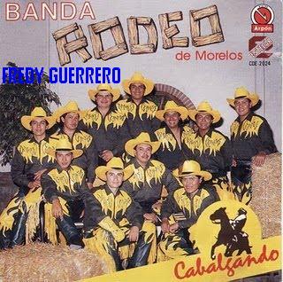 2 Cd De Banda Rodeo De Morelos El Llanero Solitario
