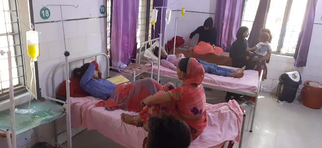 मौसम की मार, अस्पतालों में मरीज बेशुमार... - newsonfloor.com