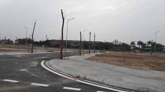 Đất nền liền kề shophouse dự án khu đô thị Cổ Dương Tiên Dương Đông Anh Vimedimex Vimefulland khu đấu giá