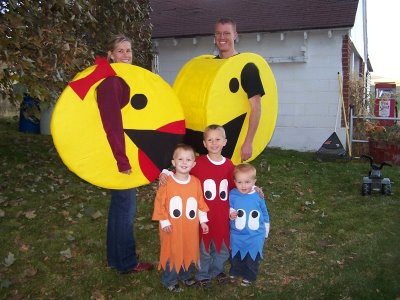 pac-man-family