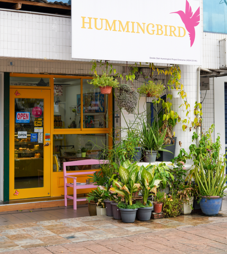 hummingbird ampang