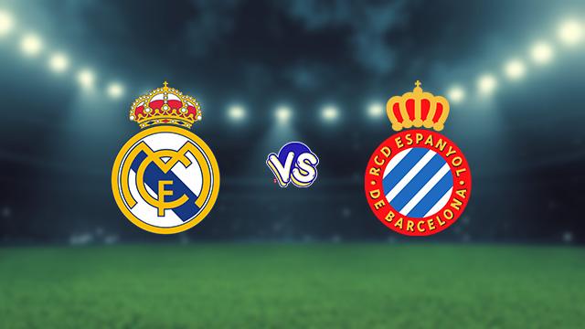 نتيجة مباراة ريال مدريد واسبانيول اليوم 03-10-2021 في الدوري الاسباني