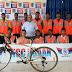 आजादी के अमृत महोत्सव पर साइकिल जागरूकता अभियान का आयोजन