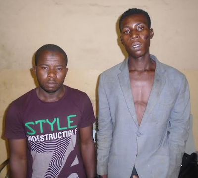 RRS nabs ex-convict for robbing foreigners