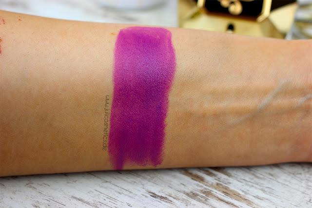 Makeup-Revolution-Iconic-Pro-Lipstick-Liberty-Matte-Swatch