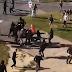 Tömegverekedés Egerszegen: egymásnak estek a focidrukkerek