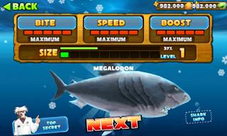 hungry shark evolution mod apk 4.5.0