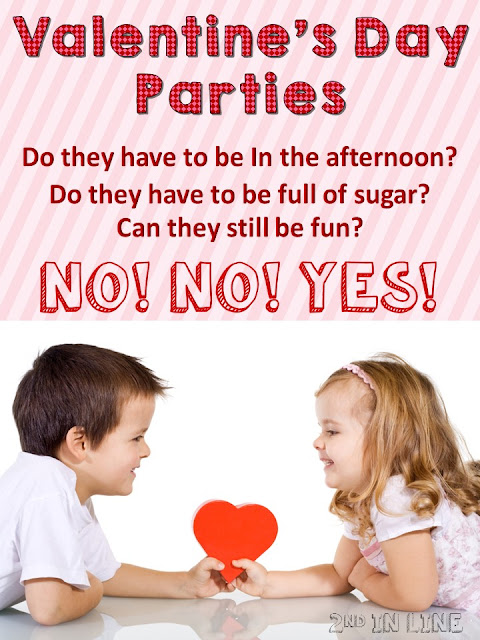 Are You Looking For a Better Valentine's Party?