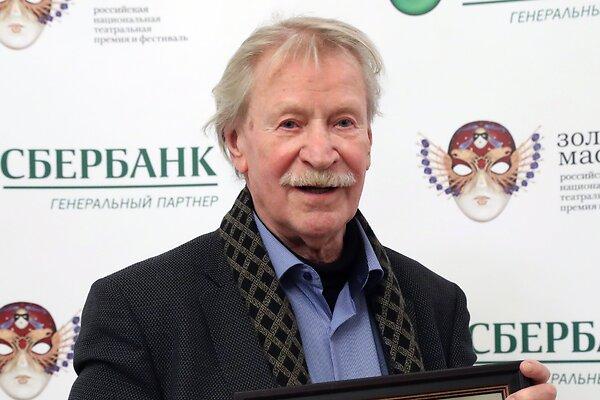 90-летний актёр Иван Краско стал отцом в шестой раз, но не обошлось без помощи врачей