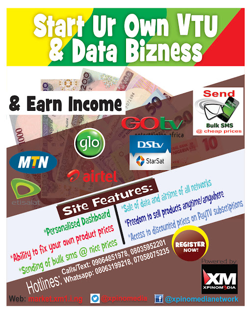 Nigeria, Entertainment News, Sports, Xpino Media, Government, Lagos, Your Business, Current Affairs, vtu, convert airtime to cash