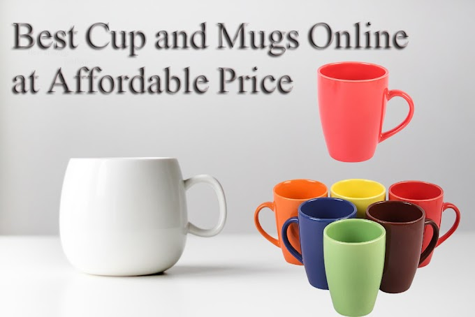 Buy Cup and Mugs Online at Affordable Price in India