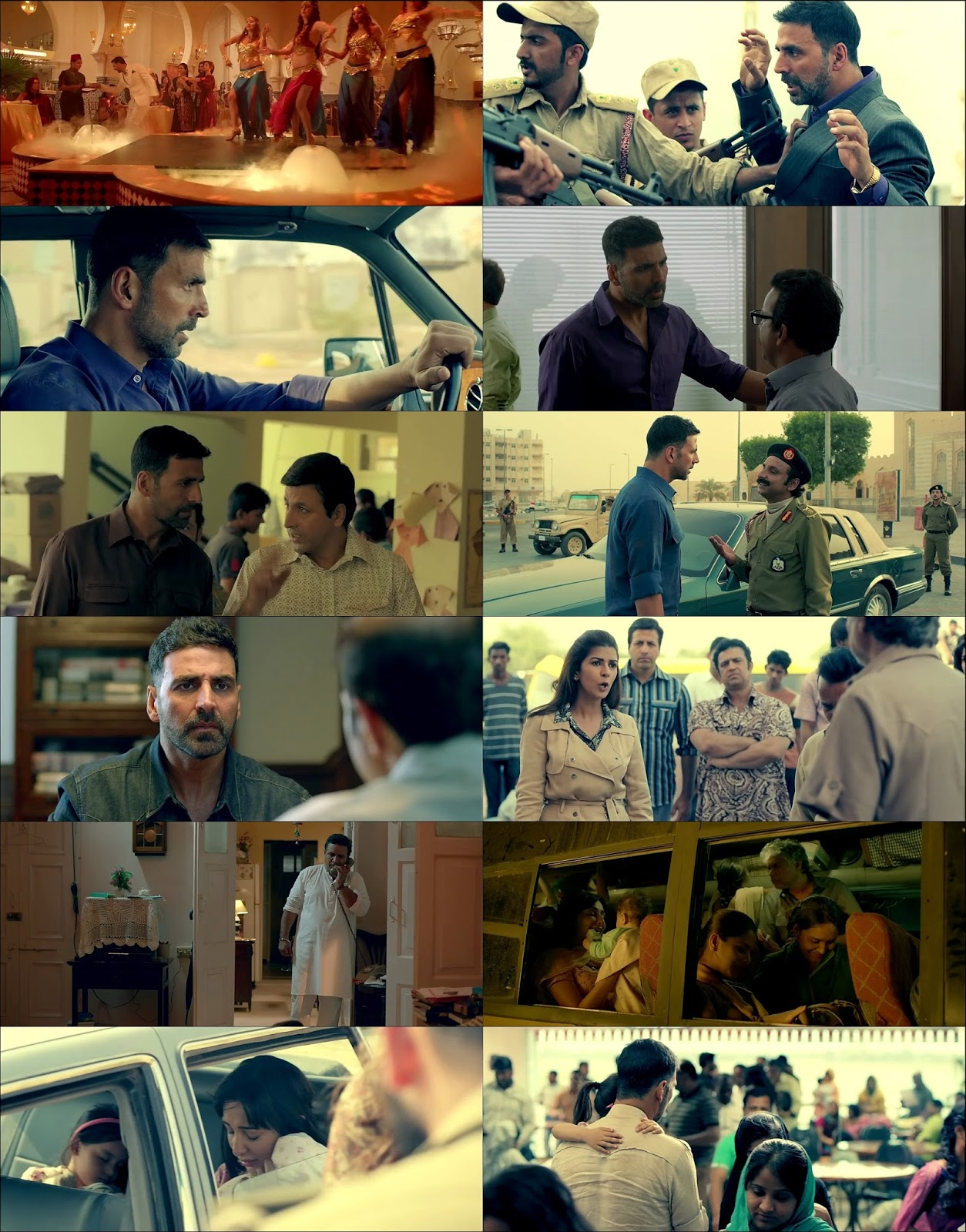 Airlift Movie Screenshot