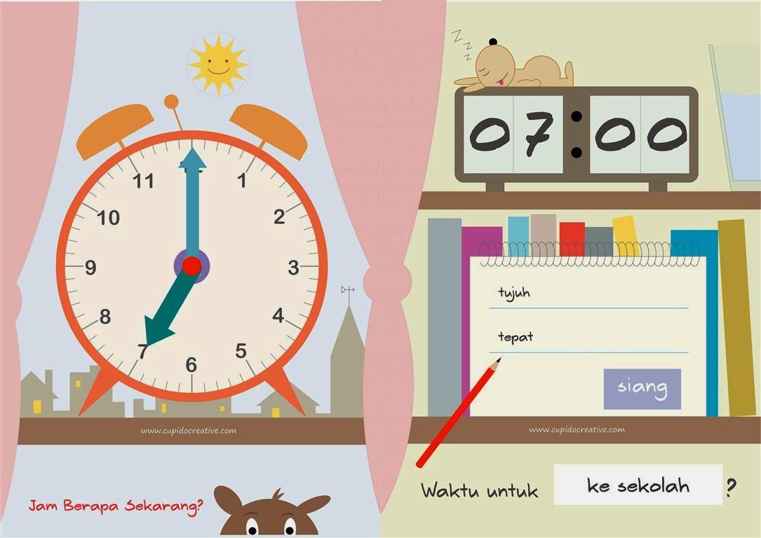 Waktu Efektif untuk Belajar