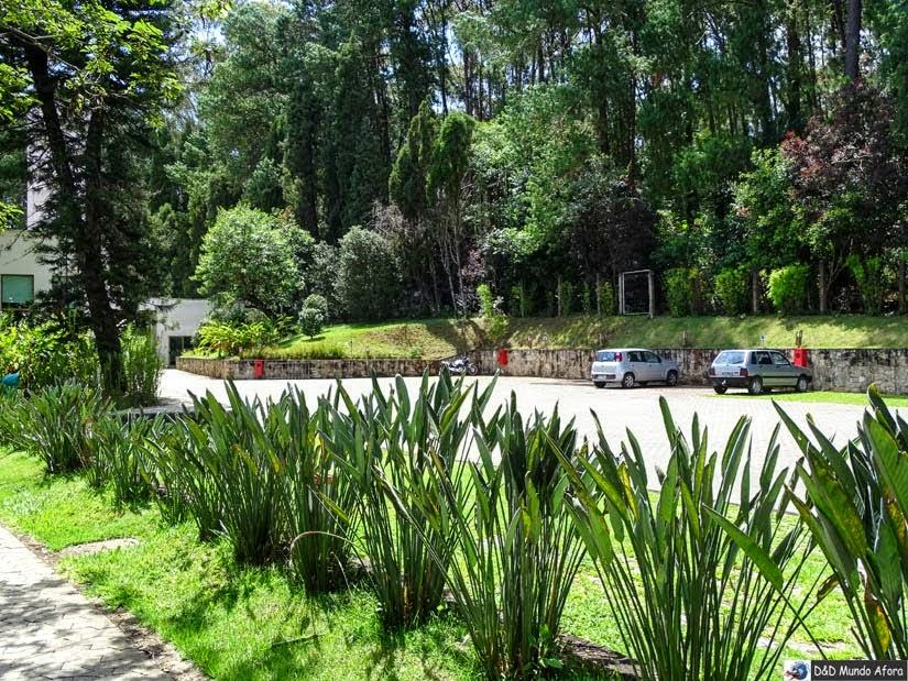 Onde ficar em São João del Rei - Garden Hill