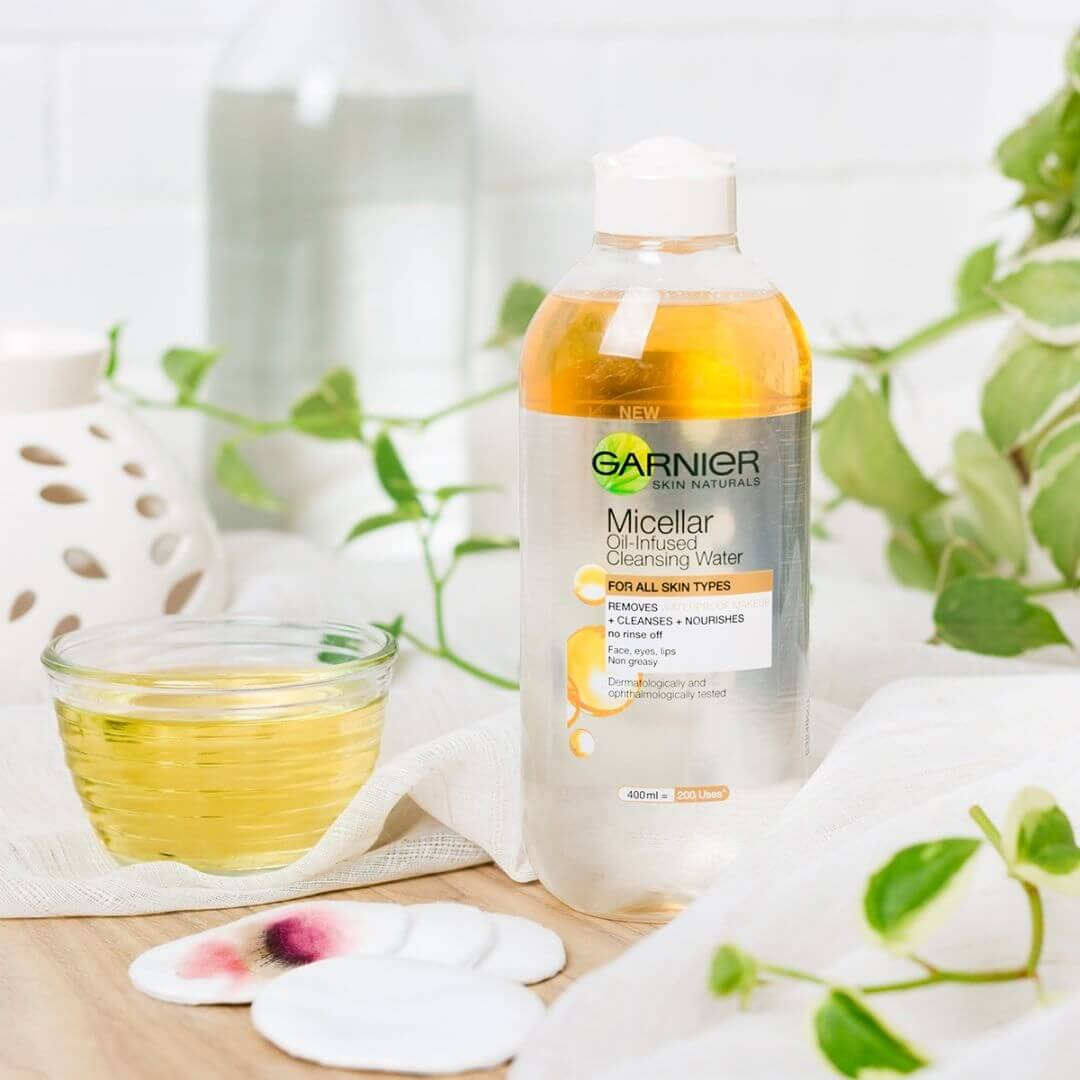 Garnier Micellar Oil Infused Cleansing Water