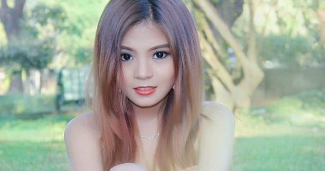Myanmar Saxy Girl Photo