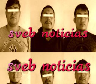 """""""Caen"""" 6 narcomenudistas en Hueyapan de Ocampo, Veracruz"""