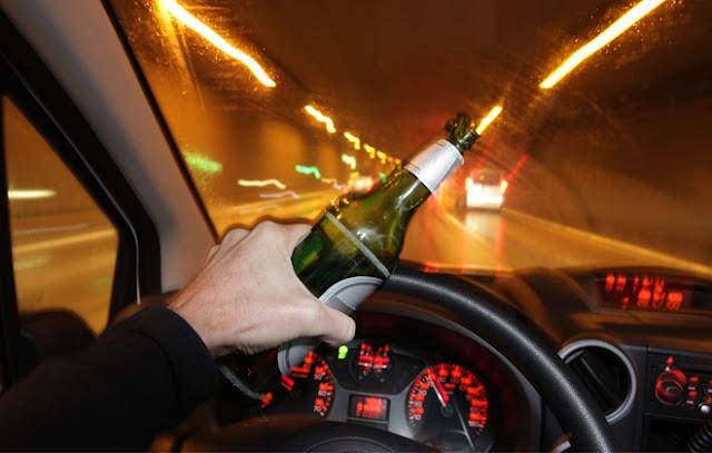 Ξάνθη: Συνελήφθη μεθυσμένος οδηγός χωρίς δίπλωμα