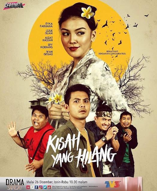 Ost drama kisah yang hilang : Senandung Malam