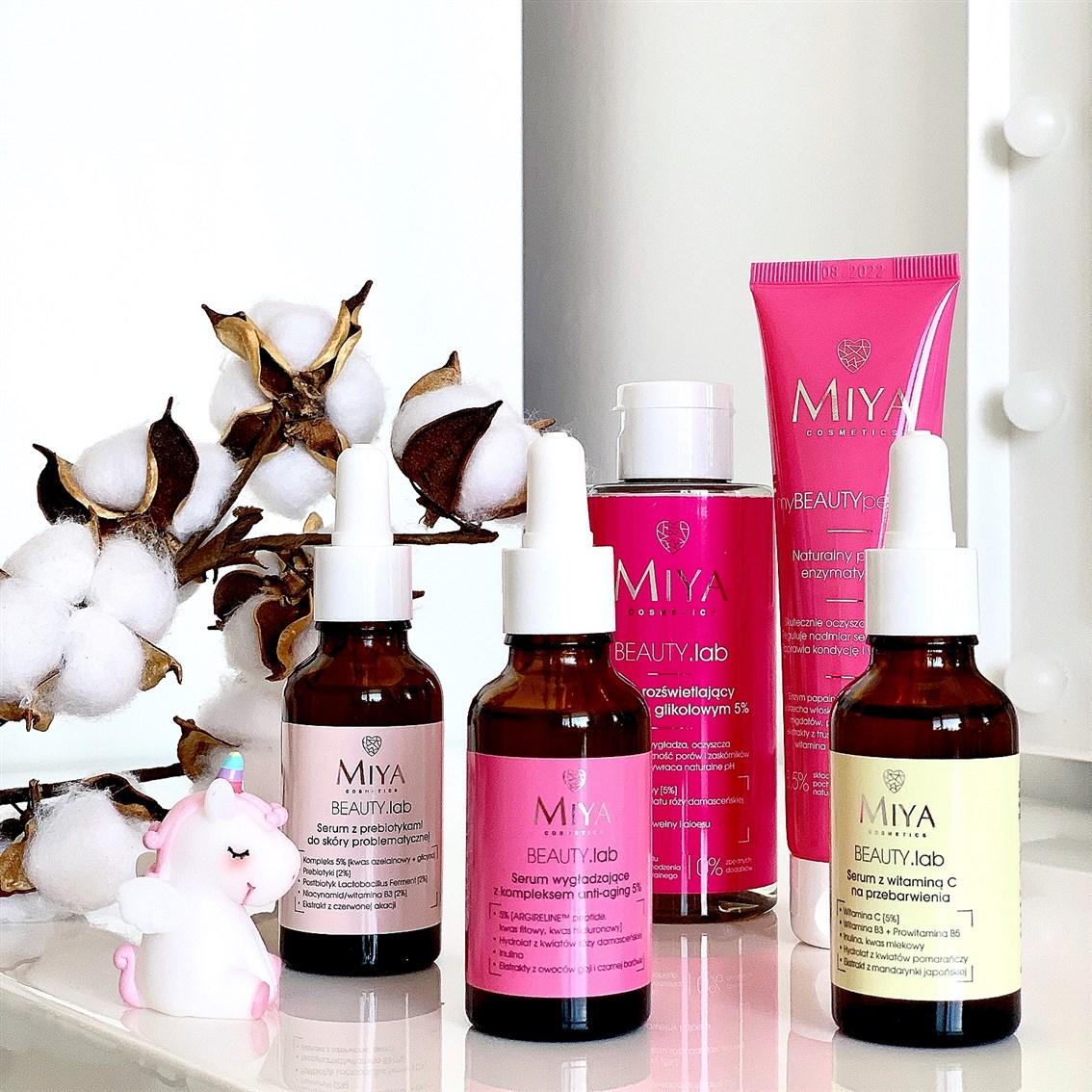 Miya Beauty Lab nowości