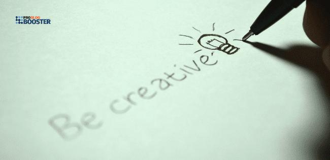 Write interesting content