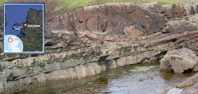 1.2 Billion-Year-Old Meteorite Crater Discovered in Scotland