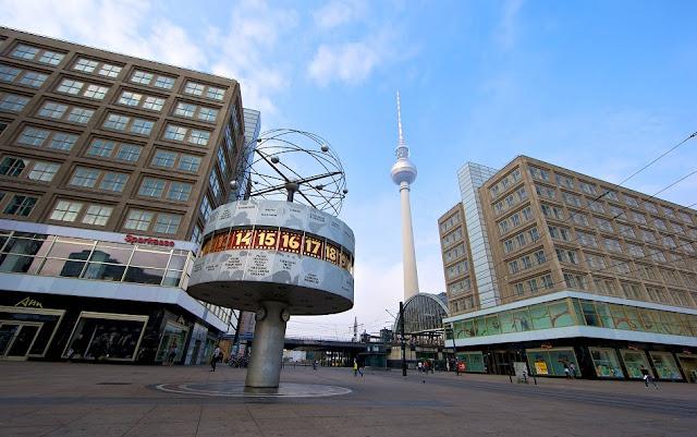 Fuso horário em Berlim x Brasil