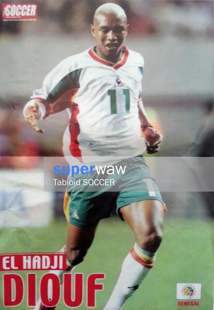 El Hadji Diouf (Senegal 2002)