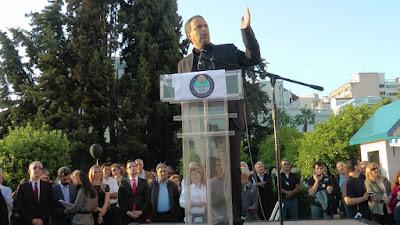 """Ομοσπονδία Ελλάδος. """"Γενοκτονία των Ελλήνων του Πόντου"""". """"19 Μαΐου, ημέρα εθνικής μνήμης"""". Μνημείο Άγνωστου Στρατιώτη, 19 Μαΐου 2012"""