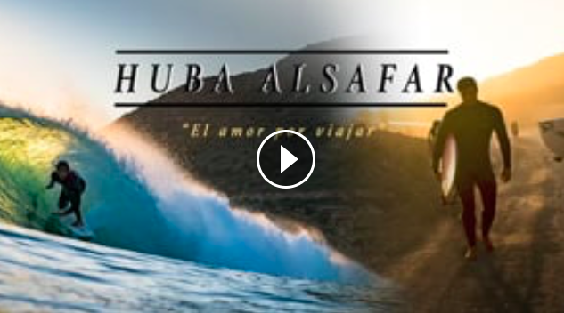 HUBA ALSAFAR El amor por viajar