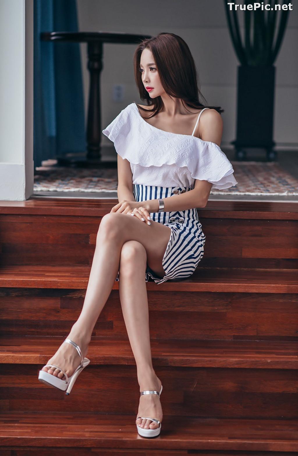 Image Korean Beautiful Model – Park Soo Yeon – Fashion Photography #2 - TruePic.net - Picture-8