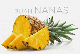 Khasiat dan manfaat buah nanas untuk kesehatan