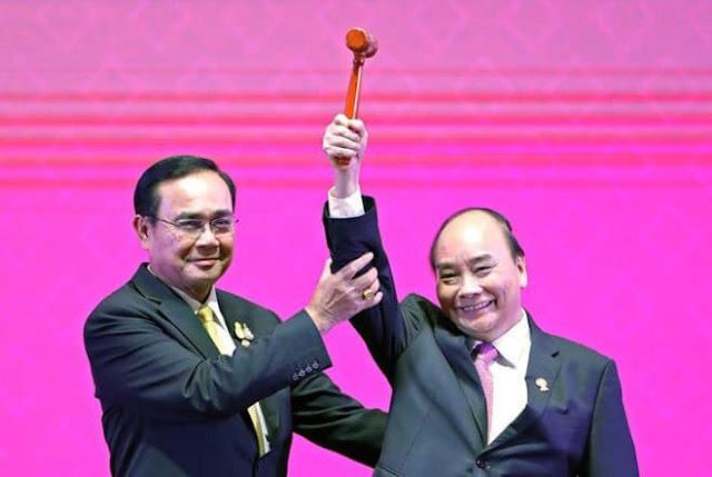VIỆT NAM TRỞ THÀNH THỦ LĨNH ASEAN