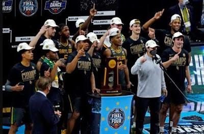 NCAA March Madness, NCAA, NCAA championship 2021, Baylor Bears, basket, basketball