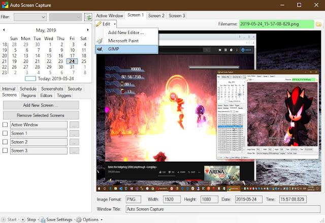 تنزيل برنامج أوتو سكرين كابتر لتصوير الشاشة ومراقبة الأجهزة مجانا