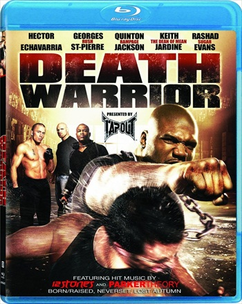 Death Warrior 2009 Dual Audio Hindi Bluray Movie Download