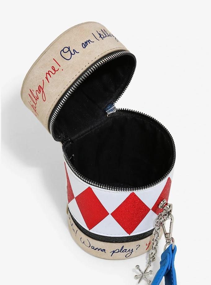 El bolso, a lo Harley Quinn, que querrás tener