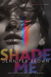 Shade Me by Jennifer Brown book cover