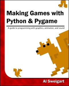 Download PDF Making Games with Python and PyGame by AI Sweigart