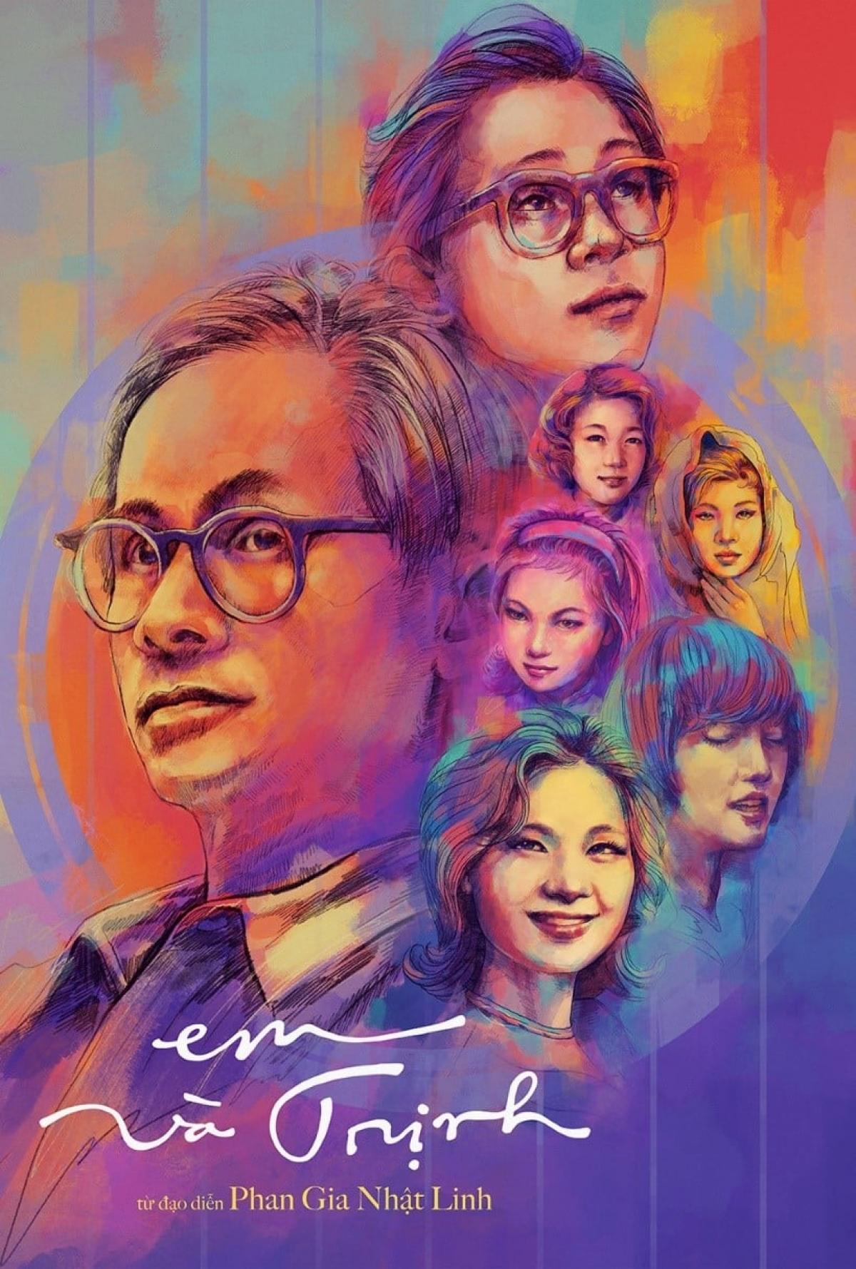 Em và Trịnh – Bộ phim về Trịnh Công Sơn và nàng thơ 'Diễm xưa'