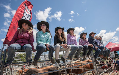 Cowboys & Girls of Ontario's RAM Rodeo Tour in Exeter