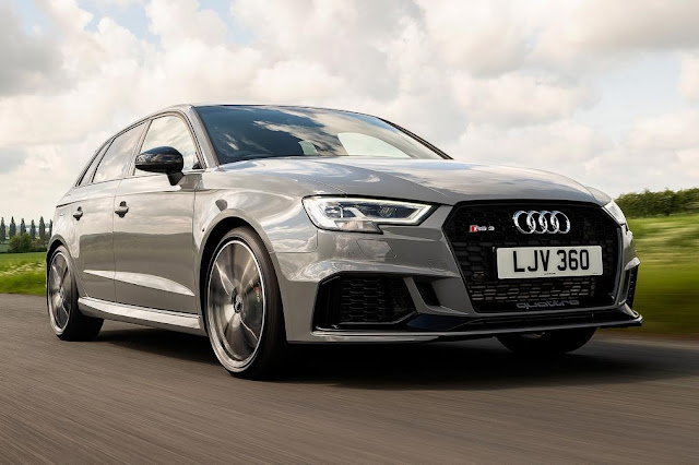 New Audi RS 3 Sportback 2019 review
