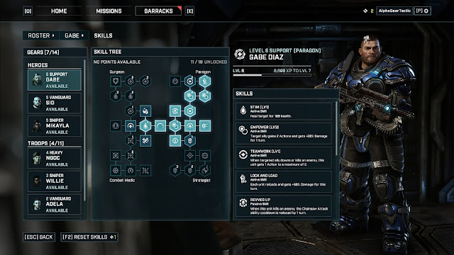 Gears Tactics PC Full