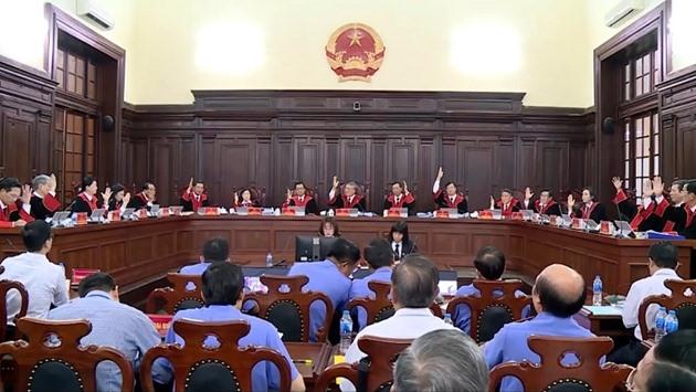 Ông Nguyễn Hòa Bình: Nội dung này Điều tra viên sai, kháng nghị đúng