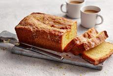 كعكة الليمون الخالية من الجلوتينGluten-free lemon cake