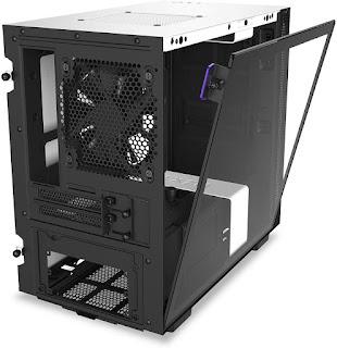 NZXT H210 Tempered Glass Mini ITX Case