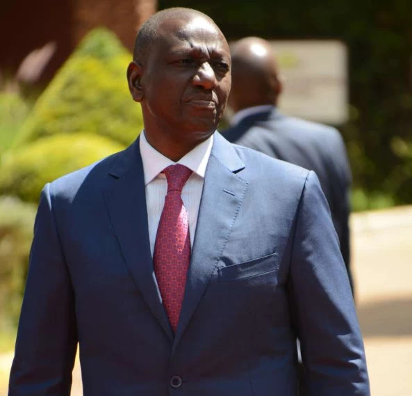 Find high-quality revenue-sharing formula, says Ruto Deputy President William Ruto has requested